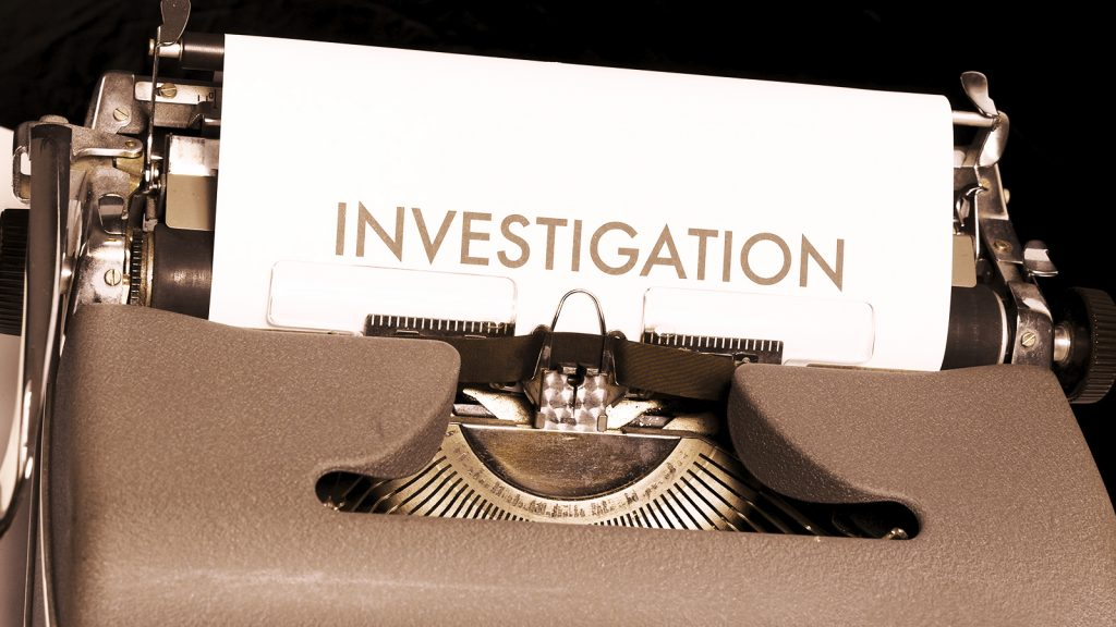 External Workplace Investigations